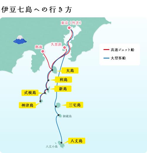 伊豆七島ダイビングツアー | 船...